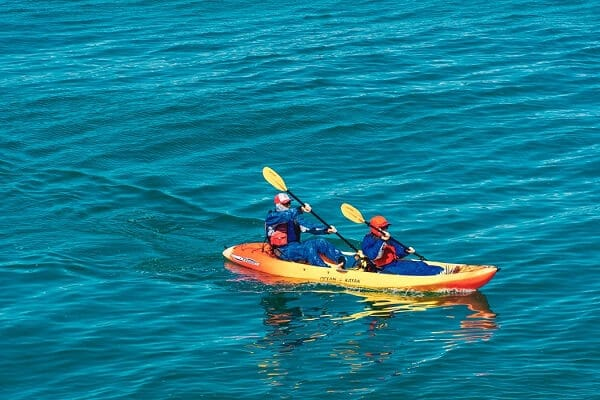 What to wear kayaking in summer