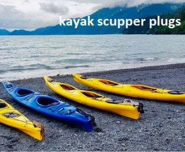 kayak scupper plugs