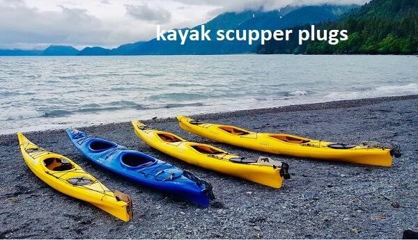 kayak scupper plugs