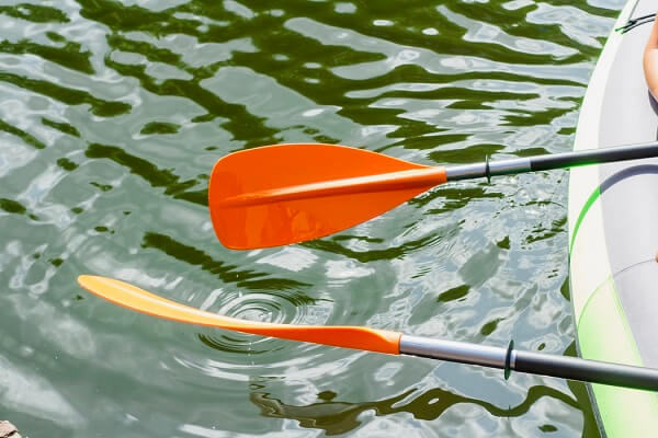 What size paddle do I need for my kayak
