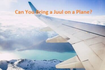 Can You Bring a Juul on a Plane?