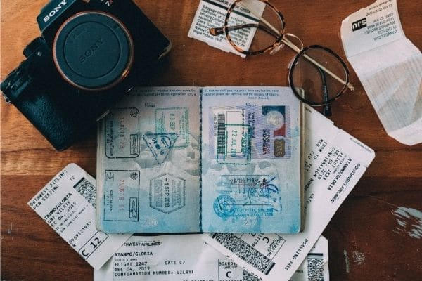 Types of Travel Documents